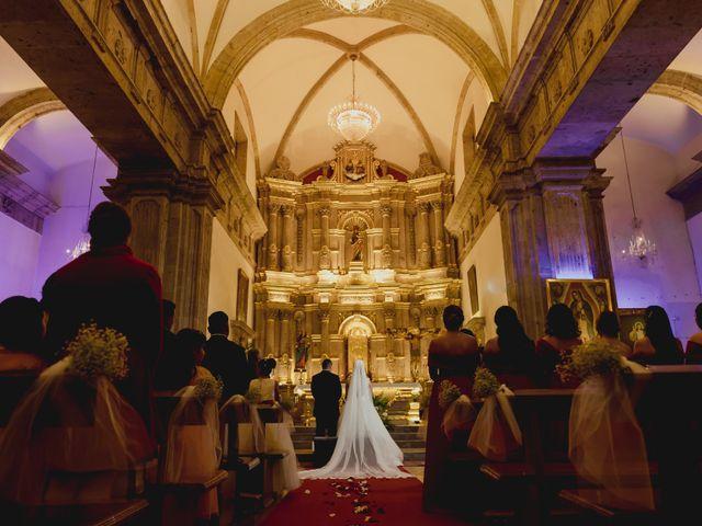 La boda de Brandon y Kennereth en Tonalá, Jalisco 32