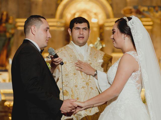 La boda de Brandon y Kennereth en Tonalá, Jalisco 39