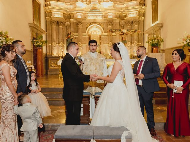 La boda de Brandon y Kennereth en Tonalá, Jalisco 41