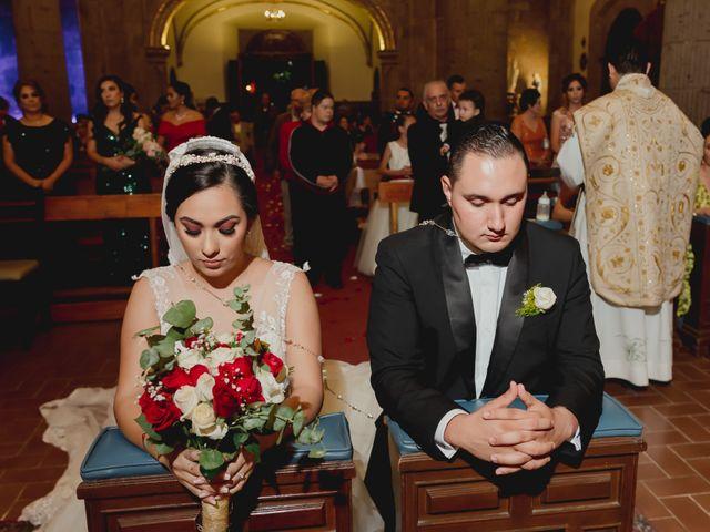 La boda de Brandon y Kennereth en Tonalá, Jalisco 43