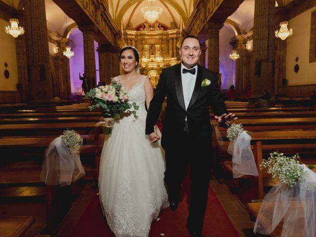 La boda de Kennereth y Brandon