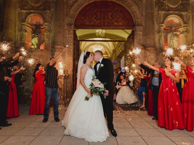 La boda de Brandon y Kennereth en Tonalá, Jalisco 47
