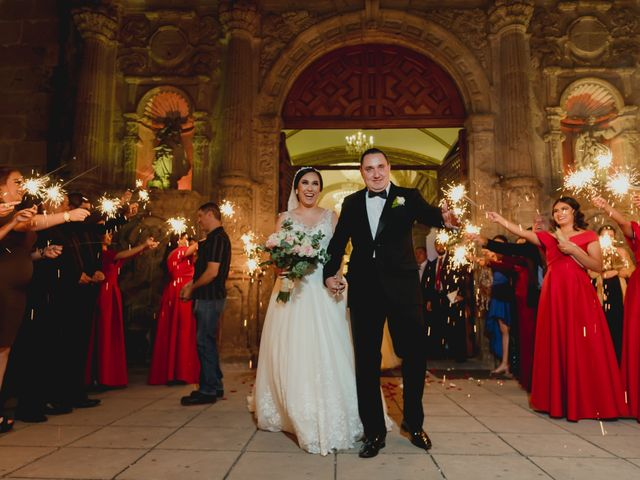 La boda de Brandon y Kennereth en Tonalá, Jalisco 48