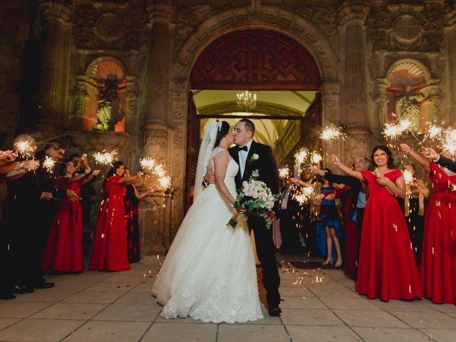 La boda de Brandon y Kennereth en Tonalá, Jalisco 49