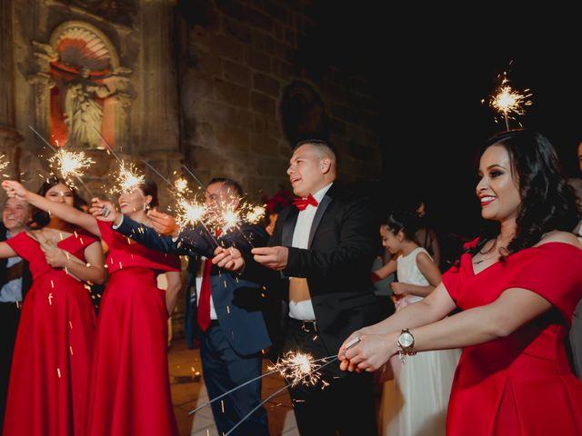 La boda de Brandon y Kennereth en Tonalá, Jalisco 51