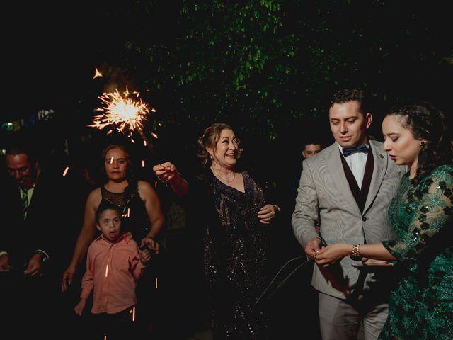 La boda de Brandon y Kennereth en Tonalá, Jalisco 52