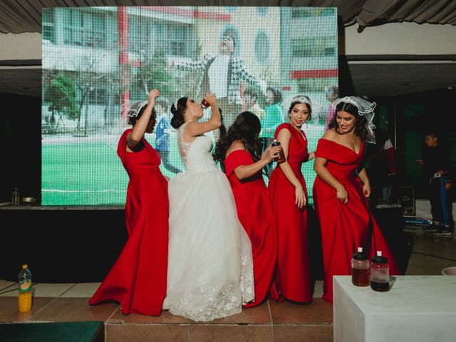 La boda de Brandon y Kennereth en Tonalá, Jalisco 80