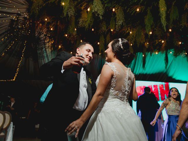 La boda de Brandon y Kennereth en Tonalá, Jalisco 94