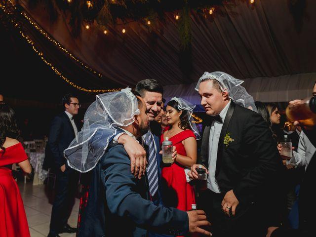 La boda de Brandon y Kennereth en Tonalá, Jalisco 98