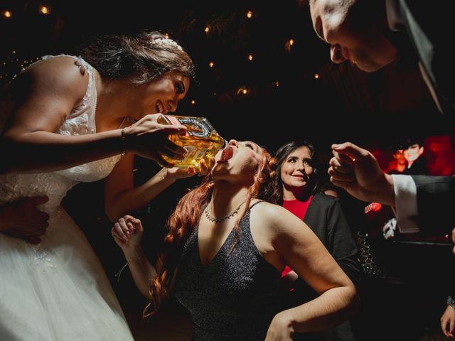 La boda de Brandon y Kennereth en Tonalá, Jalisco 107