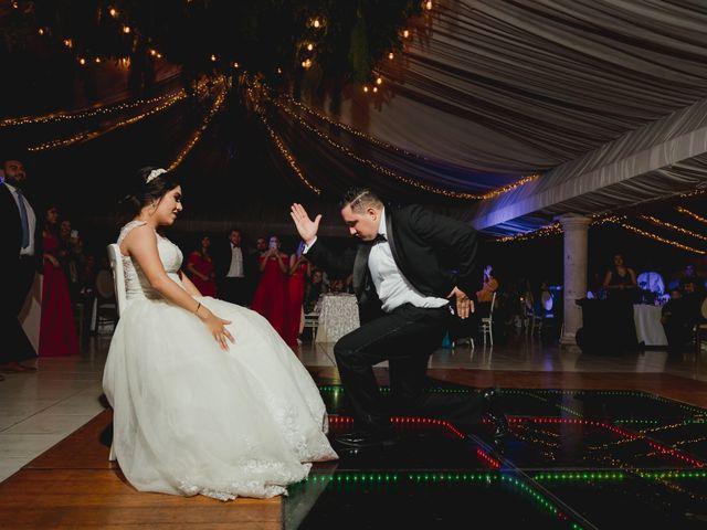 La boda de Brandon y Kennereth en Tonalá, Jalisco 110