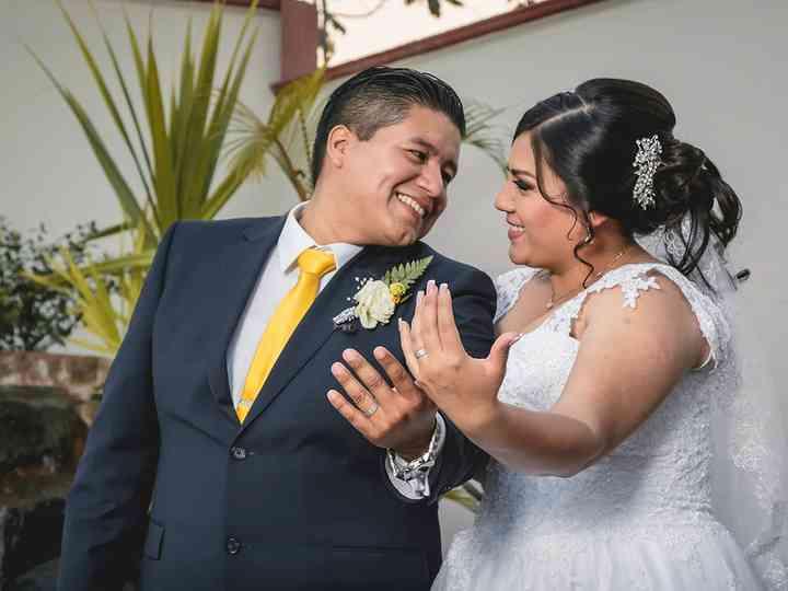 La boda de Karla y Andres