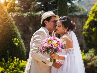 La boda de Dennise y Farith