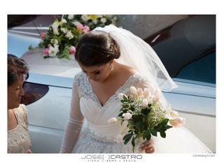 La boda de Letty y Daniel 1