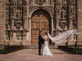 La boda de Karla y Omar 1