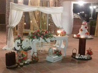 La boda de Claire  y Raul  2