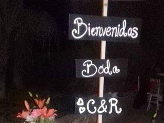 La boda de Claire  y Raul  3