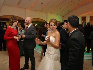 La boda de Betsy y Iván 1