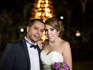 La boda de Betsy y Iván