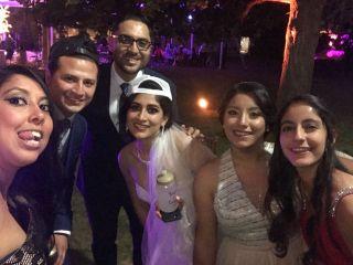 La boda de Sofía Castillo y Carlos Torres 1
