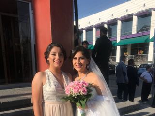 La boda de Sofía Castillo y Carlos Torres 2