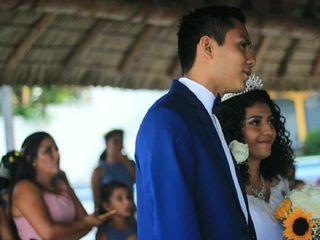 La boda de Esmeralda y Alberto 1