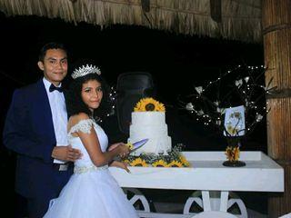 La boda de Esmeralda y Alberto