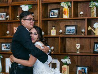 La boda de Maciel y Daniel