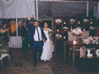 La boda de Sofi y Eduardo