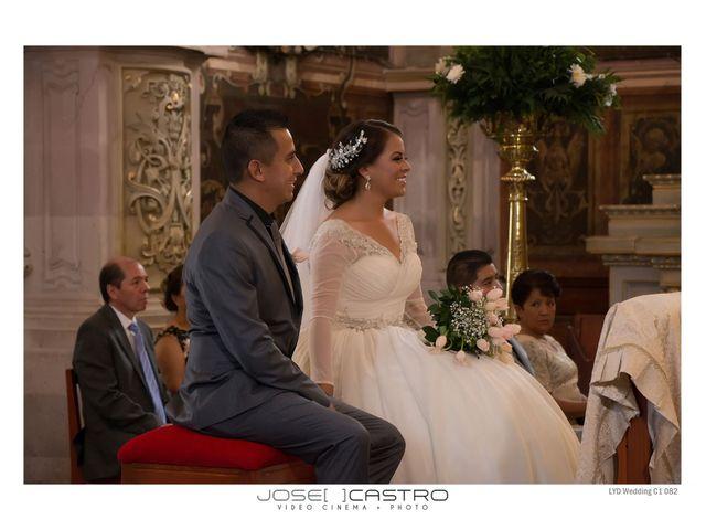 La boda de Daniel y Letty en Aguascalientes, Aguascalientes 5
