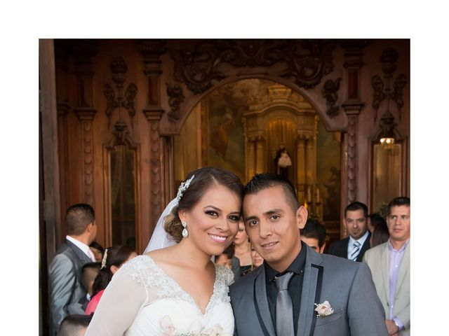 La boda de Daniel y Letty en Aguascalientes, Aguascalientes 13