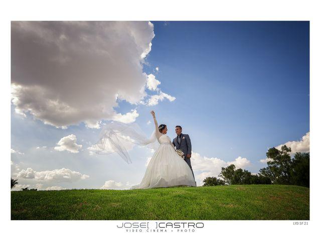 La boda de Daniel y Letty en Aguascalientes, Aguascalientes 33