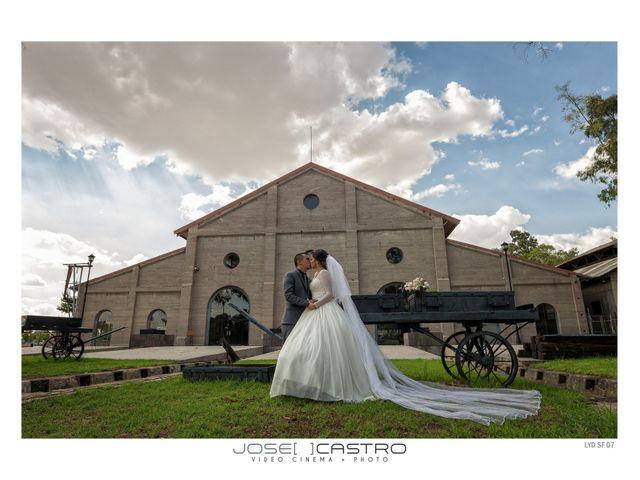La boda de Daniel y Letty en Aguascalientes, Aguascalientes 1