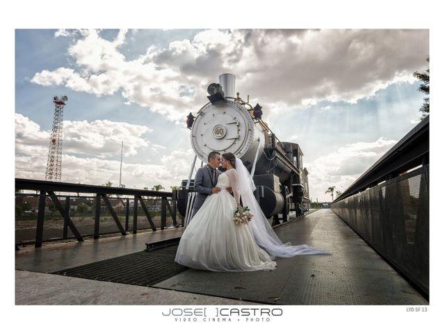 La boda de Daniel y Letty en Aguascalientes, Aguascalientes 36
