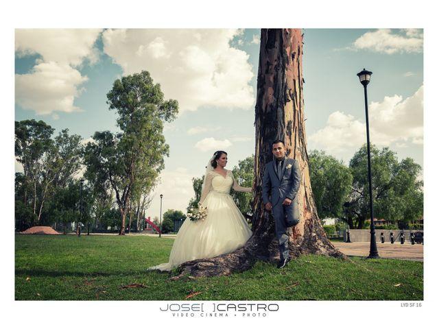 La boda de Daniel y Letty en Aguascalientes, Aguascalientes 37