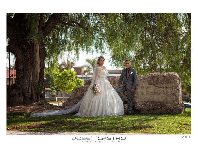 La boda de Daniel y Letty en Aguascalientes, Aguascalientes 38