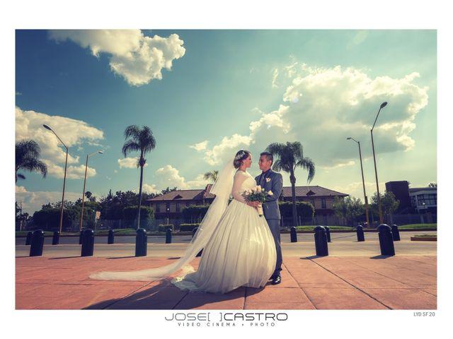 La boda de Daniel y Letty en Aguascalientes, Aguascalientes 2