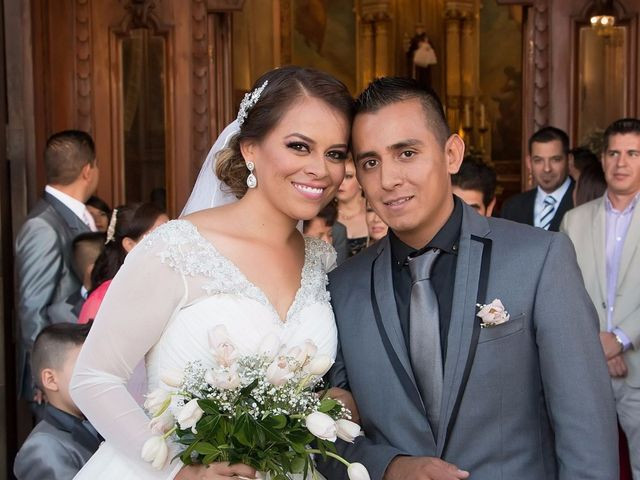 La boda de Letty y Daniel
