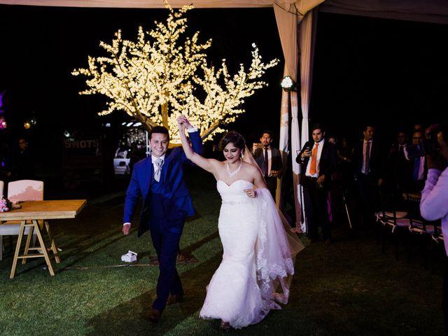 La boda de Sofía Castillo y Carlos Torres