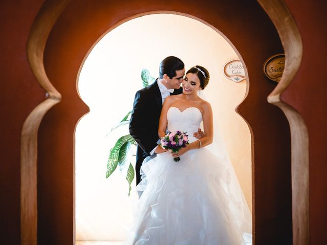 La boda de Danya y David