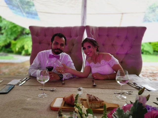 La boda de Jessica  y Jhonatan