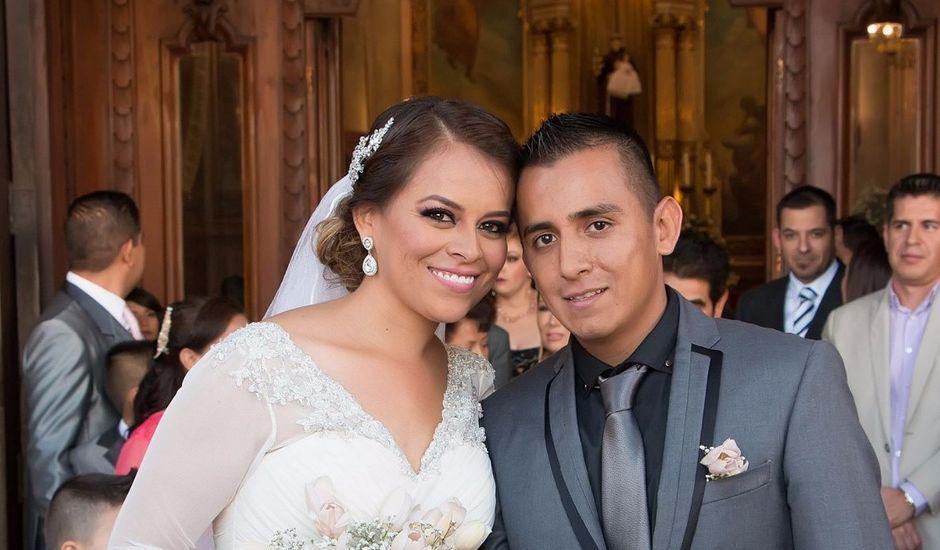 La boda de Daniel y Letty en Aguascalientes, Aguascalientes