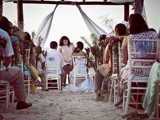 La boda de Adriana y Juan Pablo 1