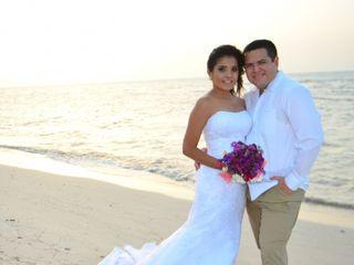 La boda de Adriana y Juan Pablo
