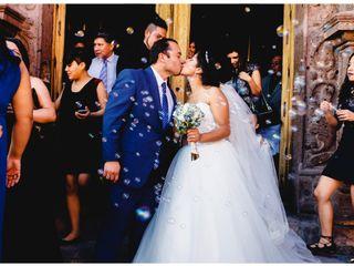 La boda de Anaiza y Jonathan