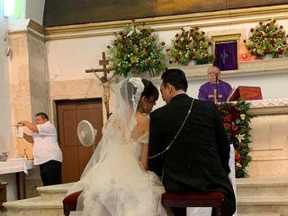 La boda de Adriana  y Max 3