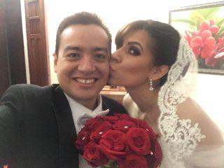 La boda de Adriana  y Max