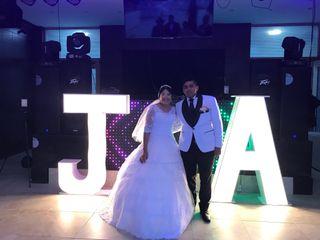 La boda de Jenifer y Alejandro