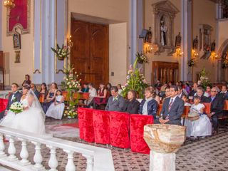 La boda de Ana Lilia y Gerardo 2