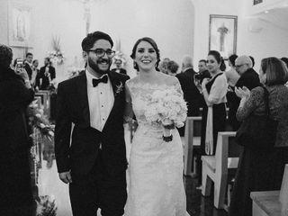 La boda de Luna y Diego